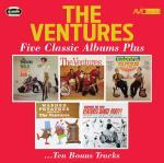 Five classic albums plus 1960-62