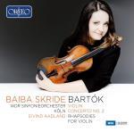 Violin Concerto No 2/Rhapsodies...