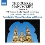 The Guerra Manuscript Vol 5
