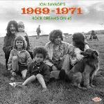 Jon Savage`s 1969-1971 - Rock Dreams on 45