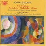 Erste Symphonie / Lieder