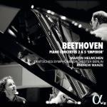 Piano Concertos 2 & 5 Emperor