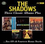 Three classic albums plus 1961-62