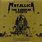 Sandman Cometh (Sand/Magazine Ed.)