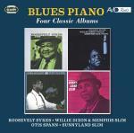 Blues Piano - Four Classic Albums