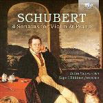 4 Sonatas For Violin & Piano