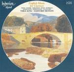English Music For Clarinet