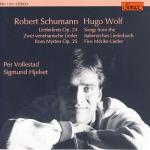 Schumann/Wolf Romanser