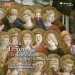 Leipzig Christmas Cantatas