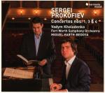 Concertos Nos 1/3/4 (Kholodenko)