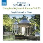 Complete Keyboard Sonatas Vol 23