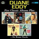 Five classic albums plus 1958-62