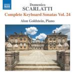 Complete Keyboard Sonatas Vol 24