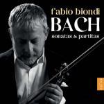 Sonatas & Partitas (Fabio Biondi)