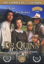 Dr Quinn / Säsong 2 (Norskt konvolut)