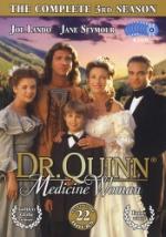 Dr Quinn / Säsong 3 (Norskt omslag)