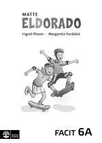 Eldorado Matte 6a Facit (5-pack)
