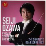 Seiji Ozawa & the Chicago Symp