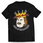 Meduza Eddie / King of the rockers M (T-shirt)