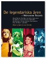 De Legendariska Åren - Metronom Records