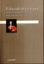 Filosofiska Essäer Inom Moral Och Estetik