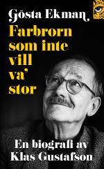 Gösta Ekman - Farbrorn Som Inte Vill Va` Stor