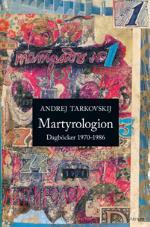 Martyrologion - Dagböcker 1970-1986