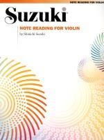 Suzuki Note Reading Violin