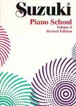 Suzuki Piano 6