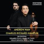 Violin Sonatas Nos 4/9/10