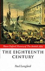Eighteenth Century - 1688-1815