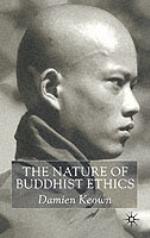 Nature Of Buddhist Ethics