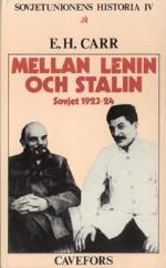 Mellan Lenin Och Stalin - Sovjet 1923-1924