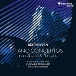 Piano Concertos Nos 4 & 6