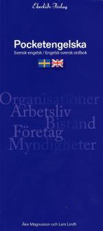 Pocketengelska - Svensk-engelsk, Engelsk-svensk Ordbok