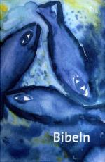 Bibeln Cartonage Fiskmotiv Liten