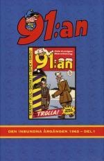 91-an - Den Inbundna Årgången 1962 Vol 1
