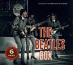 Legendary Radio Broadcasts Box