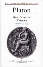 Skrifter. Bok 5, Minos ; Lagarna ; Epinomis