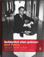 Solidaritet Utan Gränser - Tal Och Texter I Urval