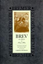 Brev - 1853-1865 - Ny Följd, Tidigare Ej Samlade Och Tryckta Brev