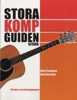 Stora Kompguiden - Gitarr - För Nylon- Och Stålsträngad Gitarr