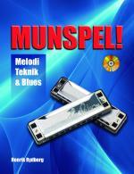 Munspel! - Melodi, Teknik & Blues