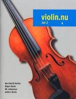 Violin.nu. Del 2 (inklusive 2 Ljudfiler Online)