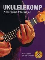 Ukulelekomp - Akordspel Från Början - Inkl Cd