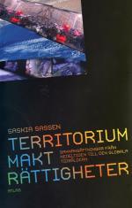 Territorium, Makt, Rättigheter - Sammansättningar Från Medeltiden Till Den Globala Tidsåldern