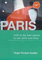 Paris - Virgin Pocket Guide