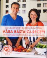 Våra Bästa Gi-recept - 100 Recept Utan Socker Och Snabba Kolydrater