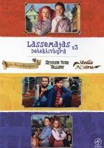 LasseMajas Detektivbyrå x 3