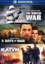 3 x Krig vol 5 - 3 filmer